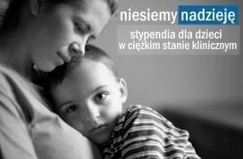 Nabór wniosków o stypendia dla dzieci